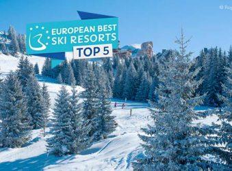 Avoriaz - European Best Ski Resorts Top 5 2018