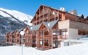 Hameau de valloire ski apartments, Valloire, French Alps