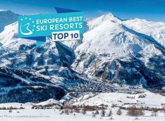 Valloire - European Best Ski Resorts 2018 - Top 10