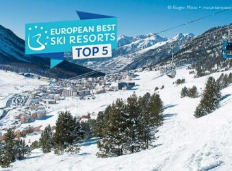 Montgenevre - European Best Ski Resorts 2018 Top 5