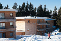 Apartments at the Résidence Domaine de l'Arselle, Chamrousse 1800