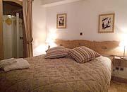 Typical bedroom, Le Village de Lessy, Le Chinaillon, Le Grand Bornand