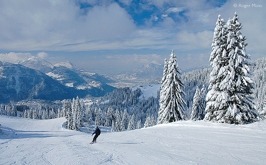 Best Ski Resorts near Geneva