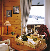 les gets ski resort review french alps mountainpassions. Black Bedroom Furniture Sets. Home Design Ideas