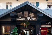 Hotel Mont Blanc, Megève