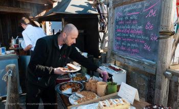 Restaurant La Paika, Les Gets, Portes du Soleil, French Alps