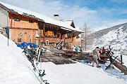Piste-side restaurant Chalet Armera, Valmeinier