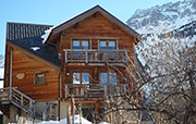 Chalet accommodation in Le Grenier, Vaujany