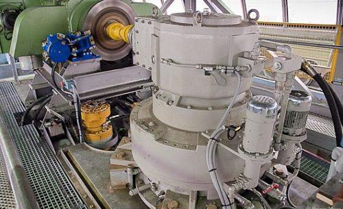 gondola lift machinery