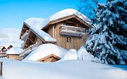 Residence CGH Le Cristal de l'Alpe, Alpe d'Huez, snow
