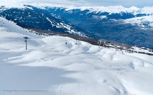 Les Arcs, Paradiski, French Alps