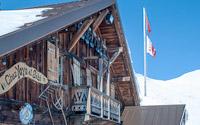 Swiss mountain restaurant Chez YoYo et Jibi, Les Crosets