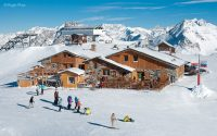 Family Ski Resort Les Menuires