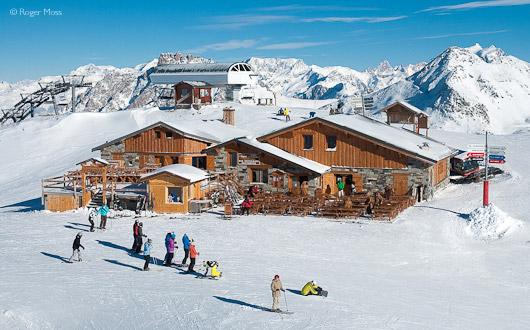 Family Ski Resort Les Menuires