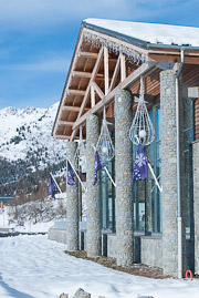saint fran ois longchamp ski resort review french alps