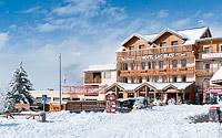 Le Lac Bleu hotel, Saint-Francois-Longchamp