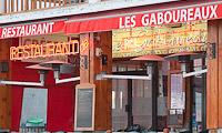 Restaurant Les Gaboureaux, Chamrousse 1650