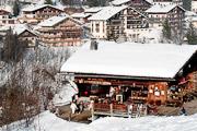 Mountain restaurant La Bournerie, Le Grand Bornand