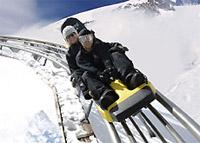 Mountain luge Image ©Hautacam.com
