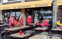 Restaurant Le Schuss, La Mongie