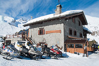 Lo Riondet mountain rstaurant, La Thuile