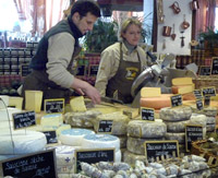 Fromagerie shop, Les Saisies