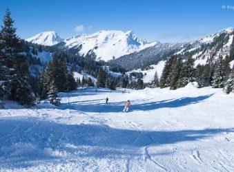 Morzine, Portes du Soleil, French Alps