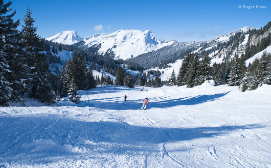 Best Short Break Ski Resorts Near Geneva