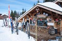 Mountain restaurant Le Vaffieu, Morzine