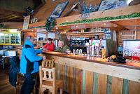 Le Cabanou mountain bar restaurant, Peyragudes