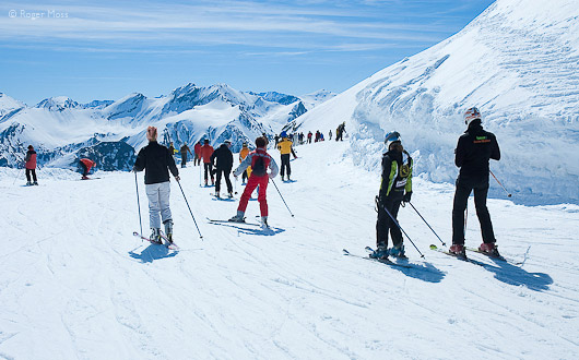 Skiers, Piau Engaly