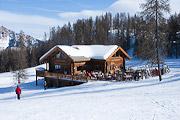 l'Etoile des Neiges mountain restaurant, Puy-Saint-Vincent