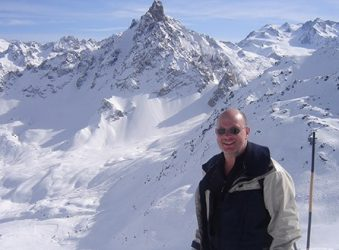 David Windall, Alpine property owner on ski slopes
