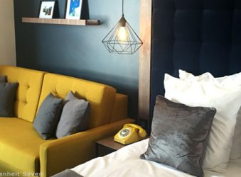 Val Thorens Hotel K7 bedroom