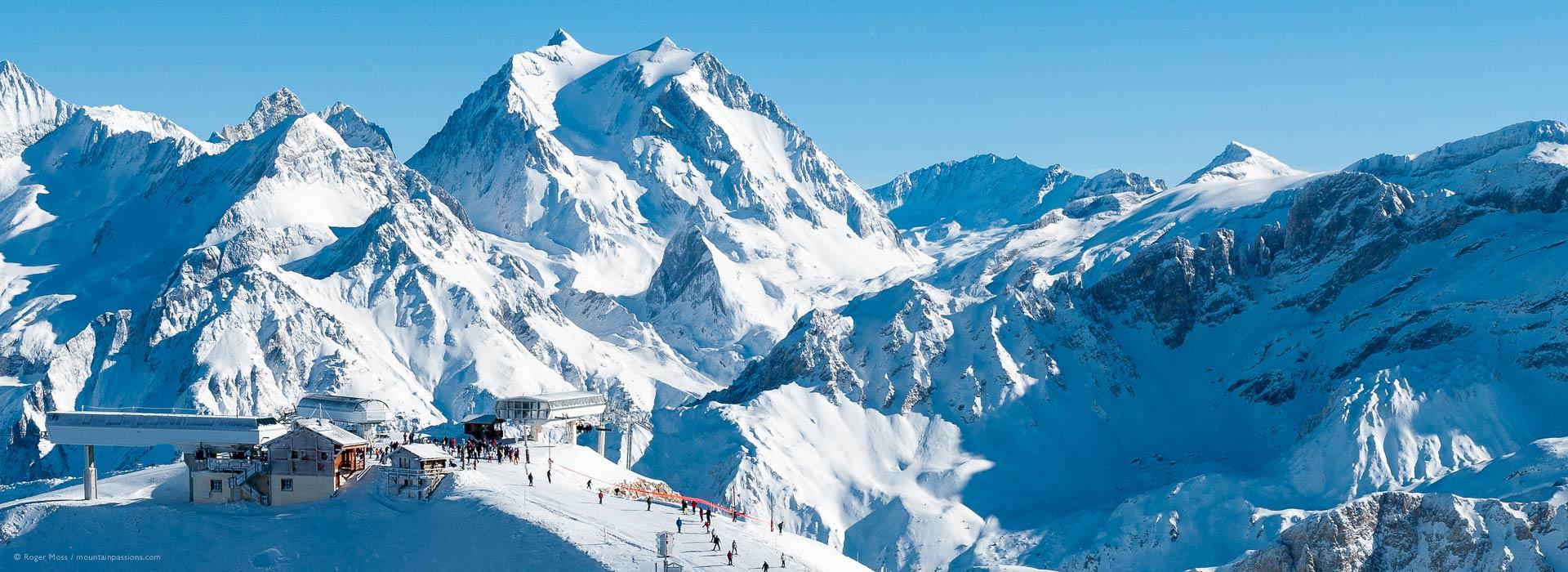 ski resort reviews - mountainpassions