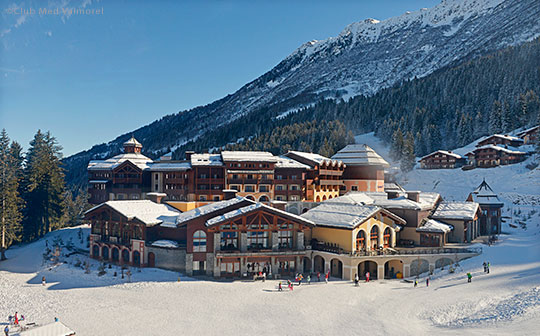 All inclusive deals mountainpassions for Best all inclusive ski resorts