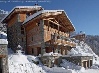 Chalet Marigold, Sainte-Foy Tarentaise, French Alps