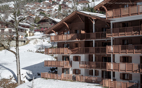 Les Chalets d'Angele luxury apartments, Chatel, Portes du Soleil