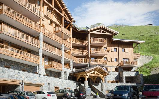 CGH Le Telemark, Tignes