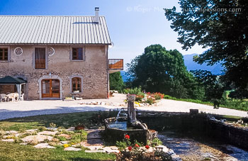 Domaine de Piache, accommodation in Vercors