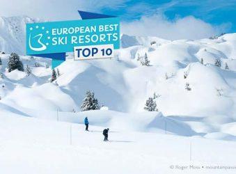 European Best Ski Resorts 2018 Top 10