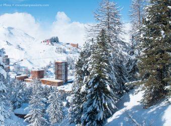 La Plagne, Fench Alps