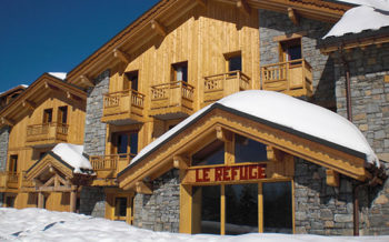 Le Refuge self-catering apartments, Les Eucherts, , La Rosière