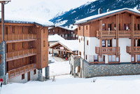 Les Balcons du Val Cenis Village, Lanslevillard