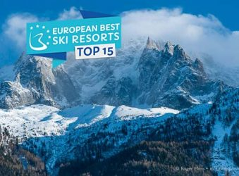 Chamonix - European Best Ski Resorts 2018 - Top 15