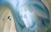 Grotte de Glace, Alpe d'Huez