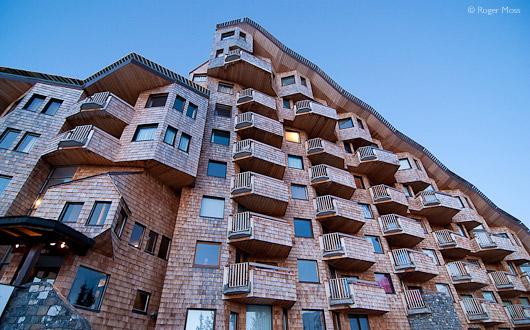 Architecture Avoriaz