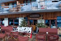 Terrace, La Réserve restaurant, Avoriaz
