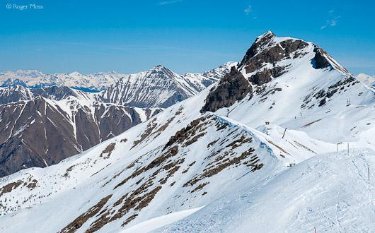 Le Boussolenc (2822m), Les Orres