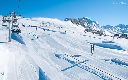 Avoriaz and its giant snow-park are close at hand - an attractive plus-point, particularly for families with younger skiers.